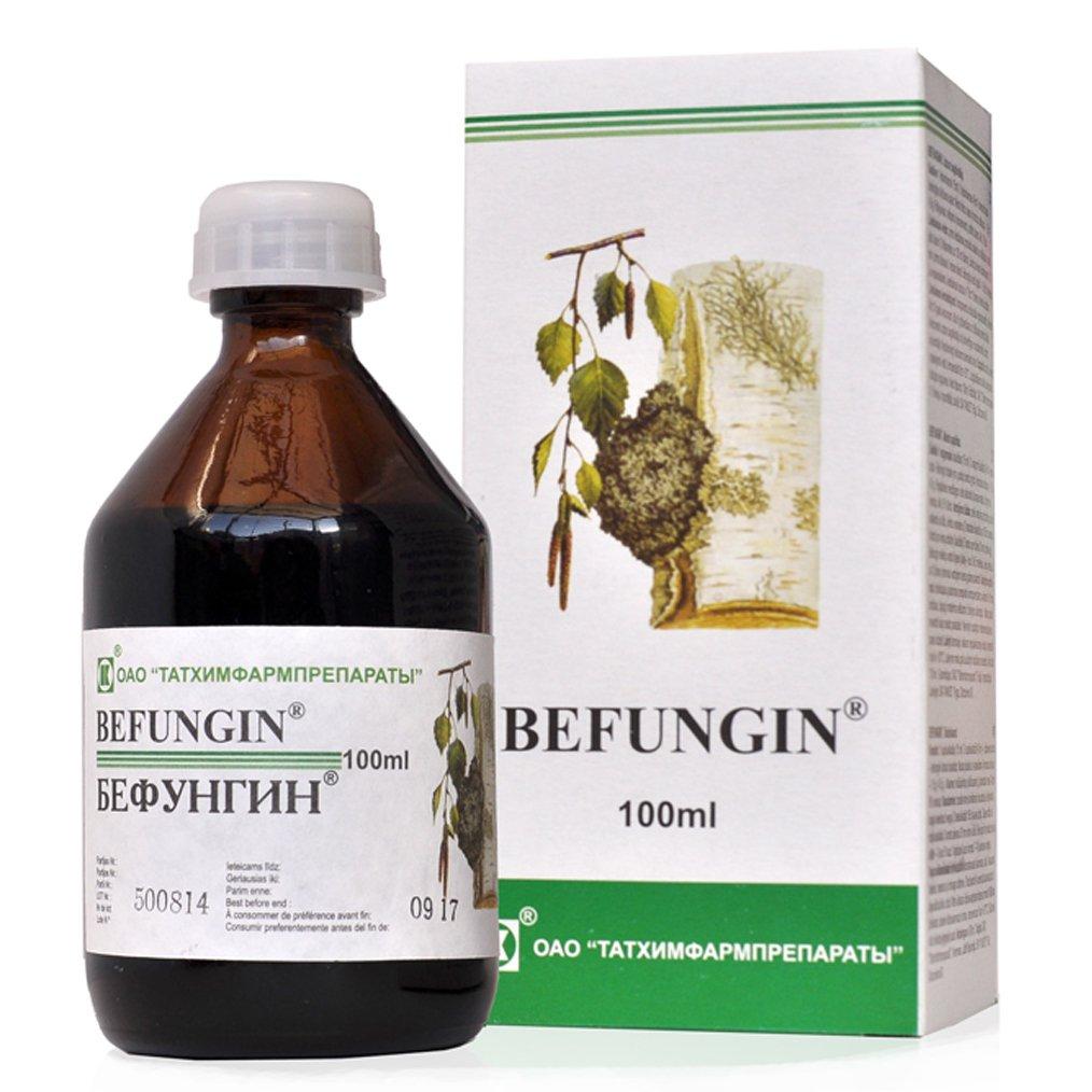 BEFUNGIN - Sibirska čaga